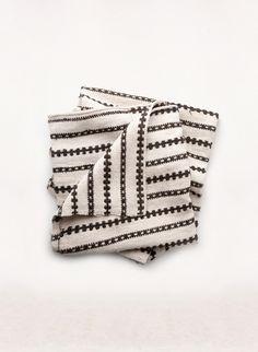 """vintage peruvian """"chimbote"""" blanket"""