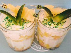 Photo 3 de recette Tiramisu à l'ananas - Marmiton