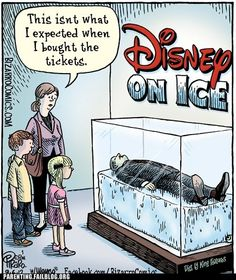 Disney On Ice.