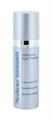 NeoStrata Skin Active Intensive Eye Therapy by NeoStrata. $47.77. This unique formula employs a multi-mechanistic approach to building and plumping the delicate skin in the eye area. Containing Apple Stem Cell Extract, this eye cream protects the longevity of the skinâs own stem cells so your skin behaves like younger skin. Peptides stimulate matrix components to produce more collagen, and together with patented NeoGlucosamine, reinforce collagenâs surrounding...