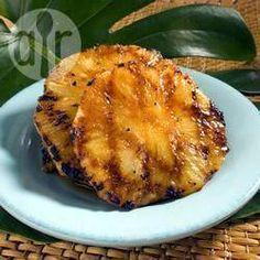Barbecue Pineapple @ allrecipes.com.au