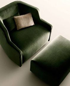 GALOTTI & RADICE First Leather Armchair DKK 22.900 - RUE VERTE  #galotti&radice #rueverte
