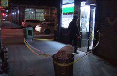 Man found dead with zip-ties around neck inside NYC jewelry store