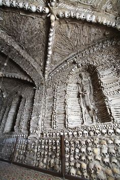 Kunta Hora Bone Church, Prague, Czech Republic