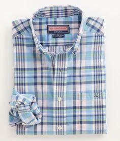 Sand Pine Tucker Shirt