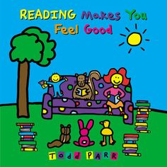 This book is a great encourager and the pictures will be sure to keep their attention as well. This book would be used for circle time when the students are working on their listening and speaking skills. Afterwards we might discuss some of the reasons why they personally like to read. This is required in TEKS.