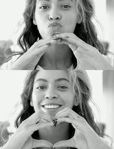 Beyonce is so beautiful...just naturally fantastic!