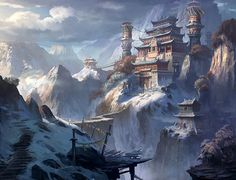 Island of Knowledge Akatan is one of the four islands of Xui Hei. It is under control of the Order of the Tome. Military conflicts are sparse on Akatan in comparison to the other two islands, which are locked in total warfare.