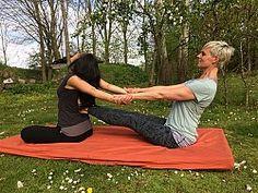 Massagetherapeut voor Thai Yoga Massage