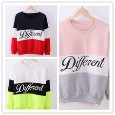 k-pop New Style Sweater Pullover Hoodie Sweatershirt  #Allkpoper #LongSleeve