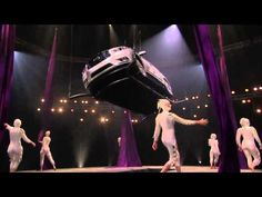 Le Voyage Inspiré by Infiniti JX - Cirque du Soleil Performance Interactive Projection, Behind The Scenes, Laughter, Challenges, World, Concert, Music, Modern Times, Youtube
