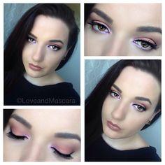 Anastasia Beverly Hills Single Shadows Makeup
