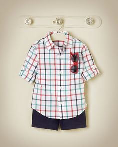 Janie and Jack crafts high quality boutique boys clothing and accessories. Shop our designer boys clothes featuring a wide assortment of classic styles and luxurious fabrics. Church Outfit Summer, Boys Summer Outfits, Little Boy Outfits, Summer Boy, Cute Outfits For Kids, Toddler Outfits, Baby Boy Outfits, Toddler Boy Fashion, Kids Fashion