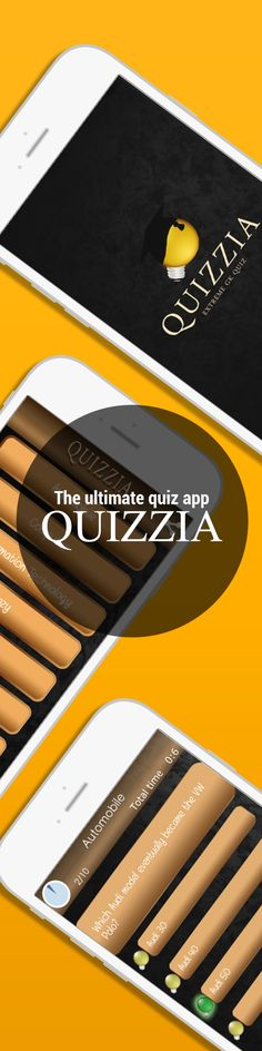 Simple General Knowledge Quiz available in iphone , ipad , Android and HTML