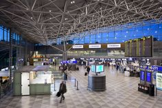 Helsinki Airport. // been there, but time to go back :)