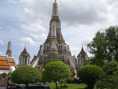 Bangkok - Wat Arun (Temple of Dawn)