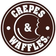 One our loved Restaurants. Crepes & Waffles, in most Colombian cities Colombian Cities, Colombian Cuisine, Crepes And Waffles, Colombian Coffee, Waffle House, Chicken Asparagus, Fast Food Restaurant, Food Truck, Logos