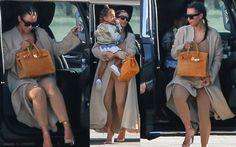 Kim Kardashian Wears Another Uncomfortable Skin Tight Spandex...: Kim Kardashian Wears Another… #KimKardashianBabyBoy #KimKardashian