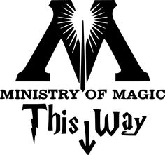 Harry Potter This Way To The Ministry Of Magic Funny Toilet Decal for Home by StickerGurl on Etsy https://www.etsy.com/listing/219262405/harry-potter-this-way-to-the-ministry-of