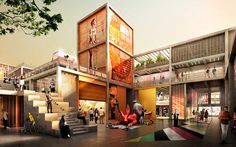 Dubai Design District Awards Foster + Partners to Design Phase 2 of its master plan   Archive   News   Foster + Partners