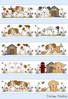 500 Nursery Wallpaper Border Ideas In 2021 Nursery Wallpaper Border Wallpaper Border Decal Wall Art