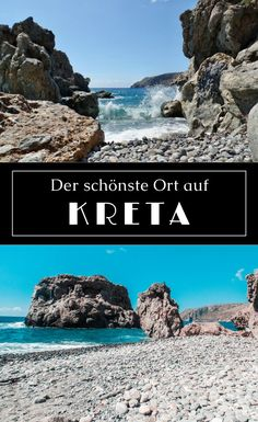 Sougia, the insider tip for those seeking tranquility on the island of Crete Insider tip for … - Modern Greece Vacation, Greece Travel, Mykonos, Santorini, Travel Around The World, Around The Worlds, Greek Isles, Creta, Reisen In Europa