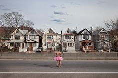 How Photographer Bob Carey Made His Wife Laugh Through Breast Cancer By Putting On A Pink Tutu (He Rocks, By The Way)