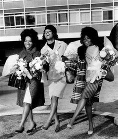 Motown stars
