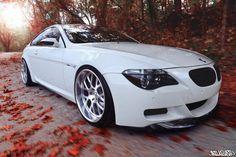 M6 wheels baby!