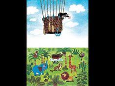 Zdeněk Miler was the multitalented creative artist, animator, and storyteller whose genius brought the adorable figure of The Little Mole – Krtek or Krteček . Make Happy, Happy Kids, Mole, Storytelling, Moose Art, Creatures, Animation, Make It Yourself, Artist