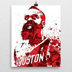 James Edward Harden, Jr. poster. An American professional basketball player who currently plays for the Houston Rockets of the National Basketball Association (NBA). Harden developed into one of the N