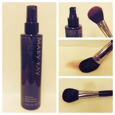 Did you know? Regular use of the Mary Kay® Brush Cleaner can help to provide stay-true color between applications of different shades and textures!