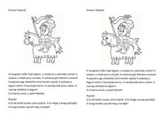 Néma, értő olvasás. Lovagos, fiúknak. Medieval Crafts, Dysgraphia, Special Education, Teaching, School, Album, Children, Dyslexia, Kids