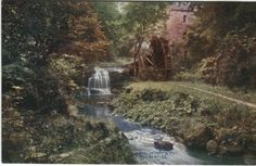 Photochrom Co Ltd Postcard - Celesque Series - 4876 Whitby: Rigg Mill