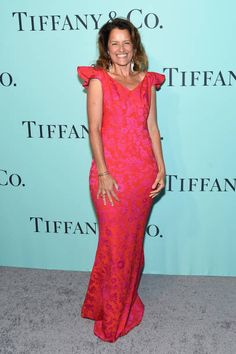 Wildlife trade expert Dudu Douglas Hamilton attends the Tiffany Co 2017 Blue Book Collection Gala at ST Ann's Warehouse on April 21 2017 in New York...