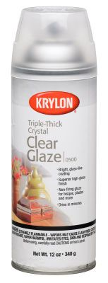 Craft/Sew/Paint Triple Thick Crystal Clear Glaze - use on decoupage projects Salt Dough Projects, Salt Dough Crafts, Salt Dough Ornaments, Clay Ornaments, Christmas Fun, Holiday Fun, Toddler Christmas, Christmas Baking, Decoupage Furniture
