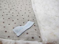 #Arrullos y #saquitos para el #bebe...de #lino suave y #pelo único calentito. Siempre en www.mimitoshome.com