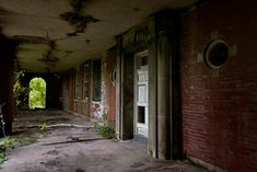 Manteno State Hospital: an Abandoned Psychiatric Hospital in Manteno, IL