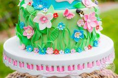 Spring Garden Cake — Birthday Cakes