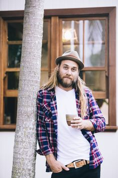 Men In This Town - Men's Street Style, Fashion and Lifestyle Lee Cooper, Men Closet, Check Shirt, Mens Fashion, Style Fashion, Men Casual, Hipster, Street Style, Lifestyle