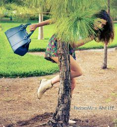 FedoraMi X Ani Lee.   Super cool bag!