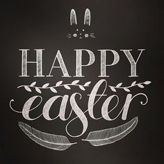 Hope you all had a Happy and Ralaxing Easter Sunday weekend!