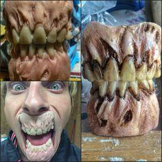 Rot Jaw Dentures by lord-creeper.deviantart.com on @deviantART
