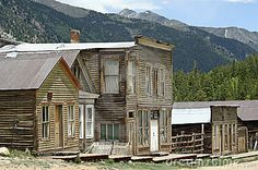 Visit ghost towns of the old west