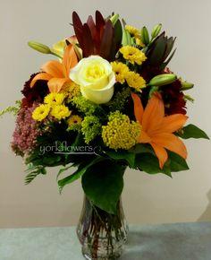 York Flowers - Washington DC Florist - Annapolis MD Florist - Orlene, $65.00 (http://www.yorkflowers.com/orlene/)