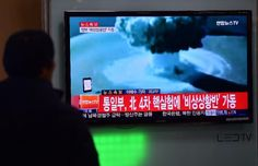 Fresh signs North Korea readying nuke test Satellite images reportedly show telltale activity near the nation's underground detonation site.Why it could be soon »