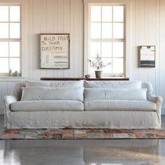 Nob Hill Sofa  #grey