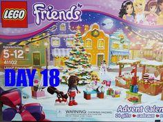 LEGO Friends 2015 Advent Calendar Set #41102 Day 18