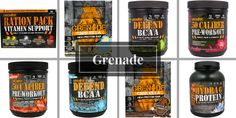 Up to 40% OFF on GRENADE from #iHerb $5 + 5% OFF for first-time customers with code IHERBNEW5 and TWG505 #RT #Deals Organic, Vegan, Health, Tips, Food, Health Care, Essen, Meals, Vegans