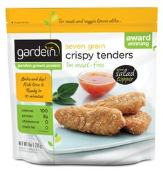 7-grain crispy tenders... these were dinner tonight with sweet potato fries. SO GOOD.